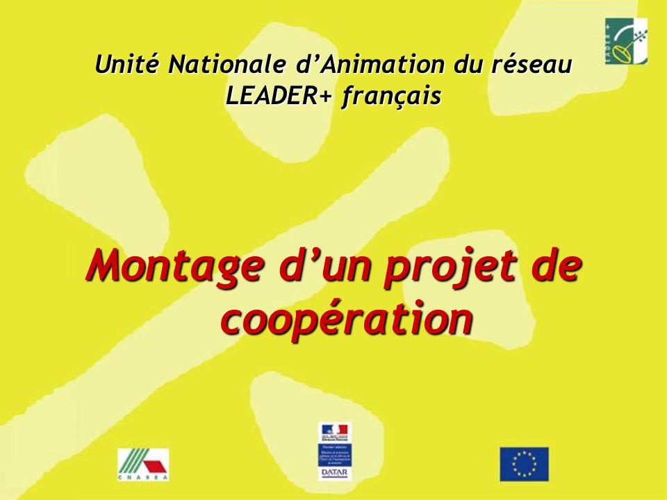 Unité Nationale d'Animation du réseau LEADER+ français