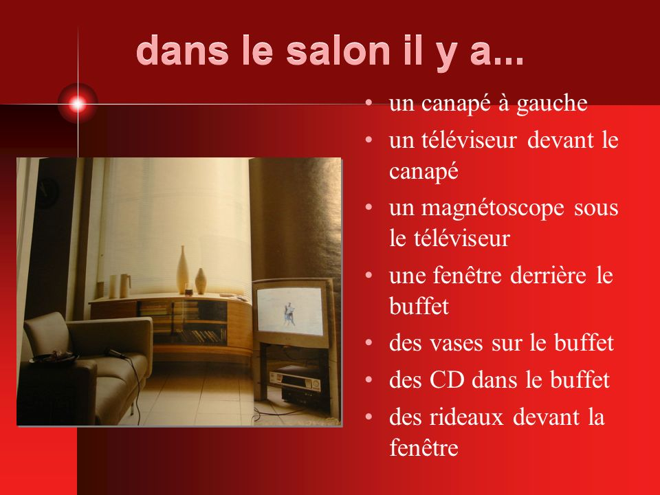 vocabulaire chez vous ppt video online t l charger. Black Bedroom Furniture Sets. Home Design Ideas