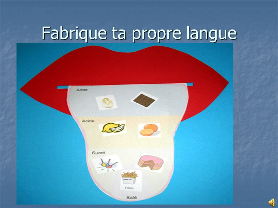 Fabrique ta propre langue