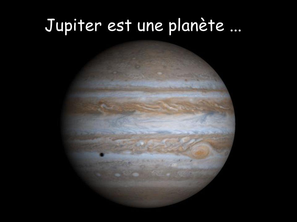 Jupiter est une planète ...