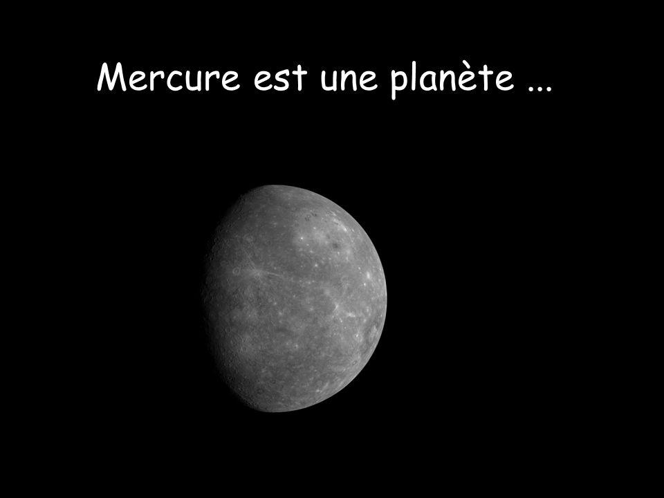 Mercure est une planète ...