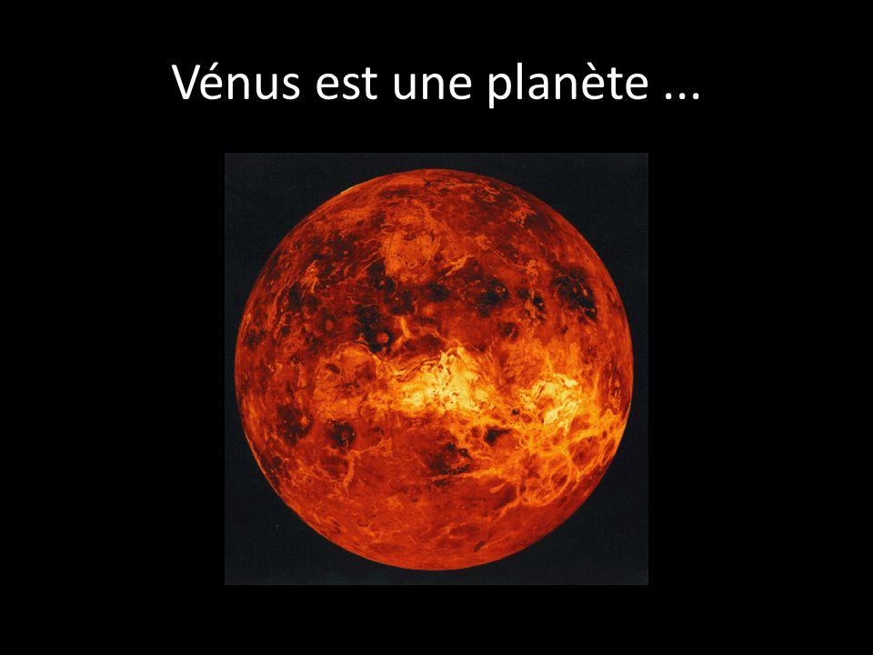 Vénus est une planète ...