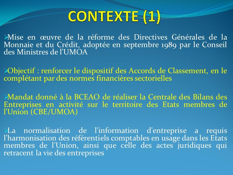 CONTEXTE (1)