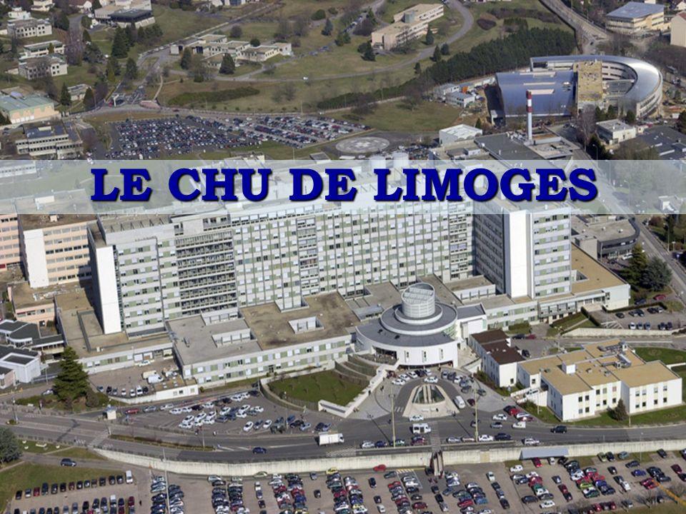 LE CHU DE LIMOGES