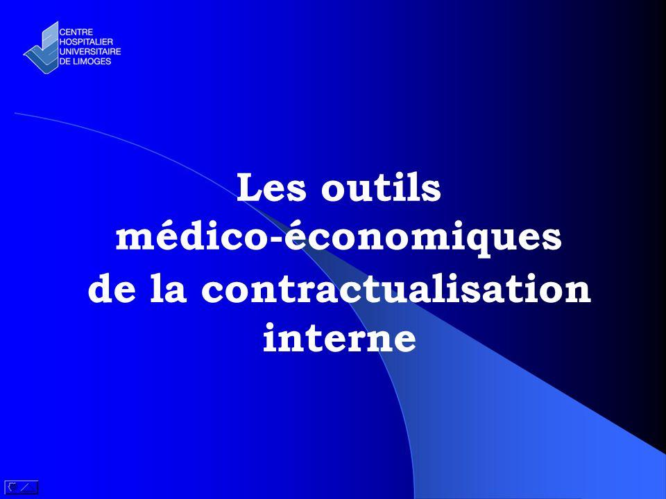 Les outils médico-économiques