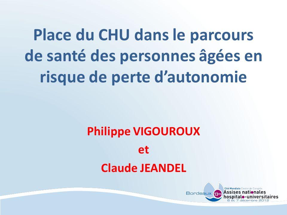 Philippe VIGOUROUX et Claude JEANDEL