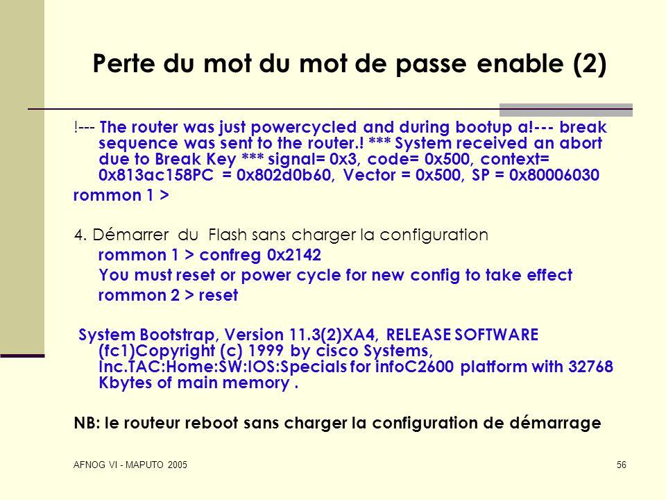 Perte du mot du mot de passe enable (2)