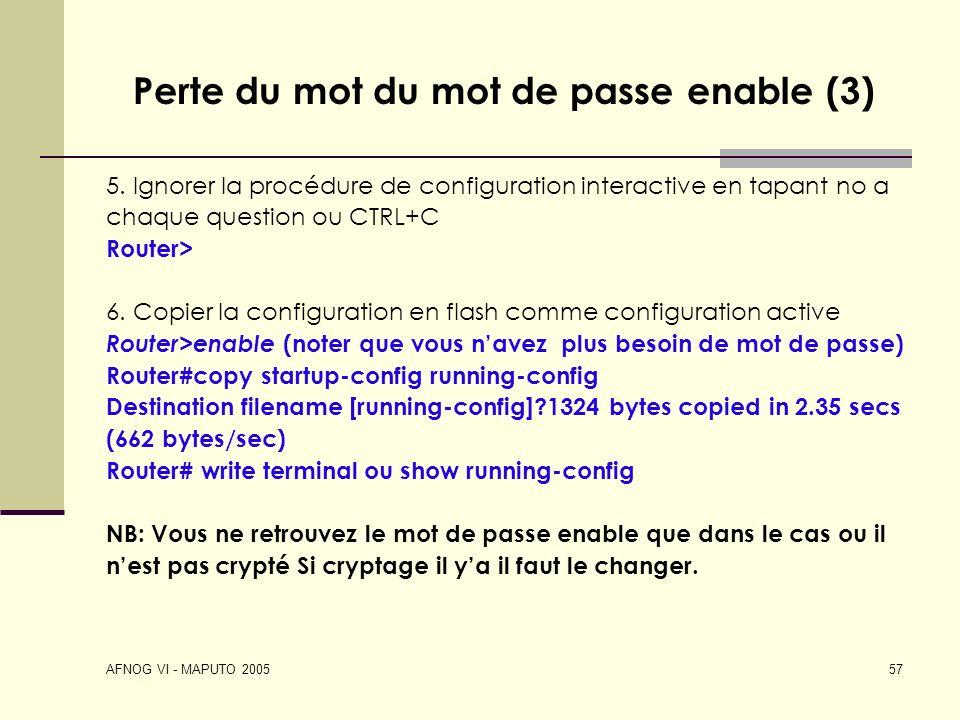 Perte du mot du mot de passe enable (3)