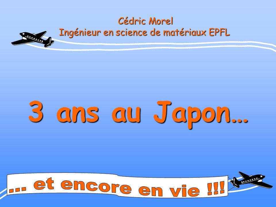 Ingénieur en science de matériaux EPFL