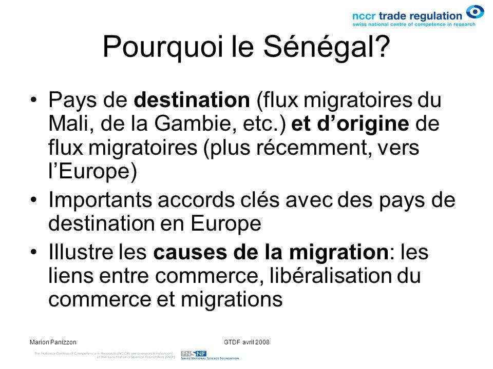 Pourquoi le Sénégal