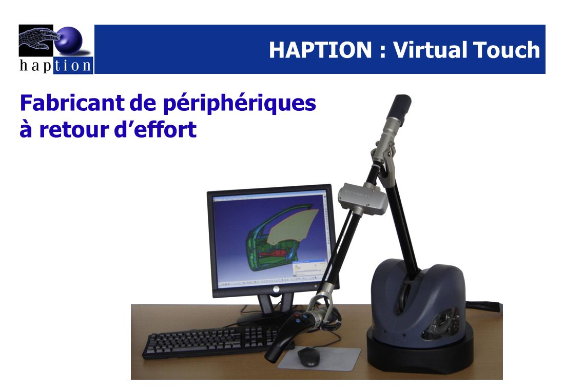 HAPTION : Virtual Touch