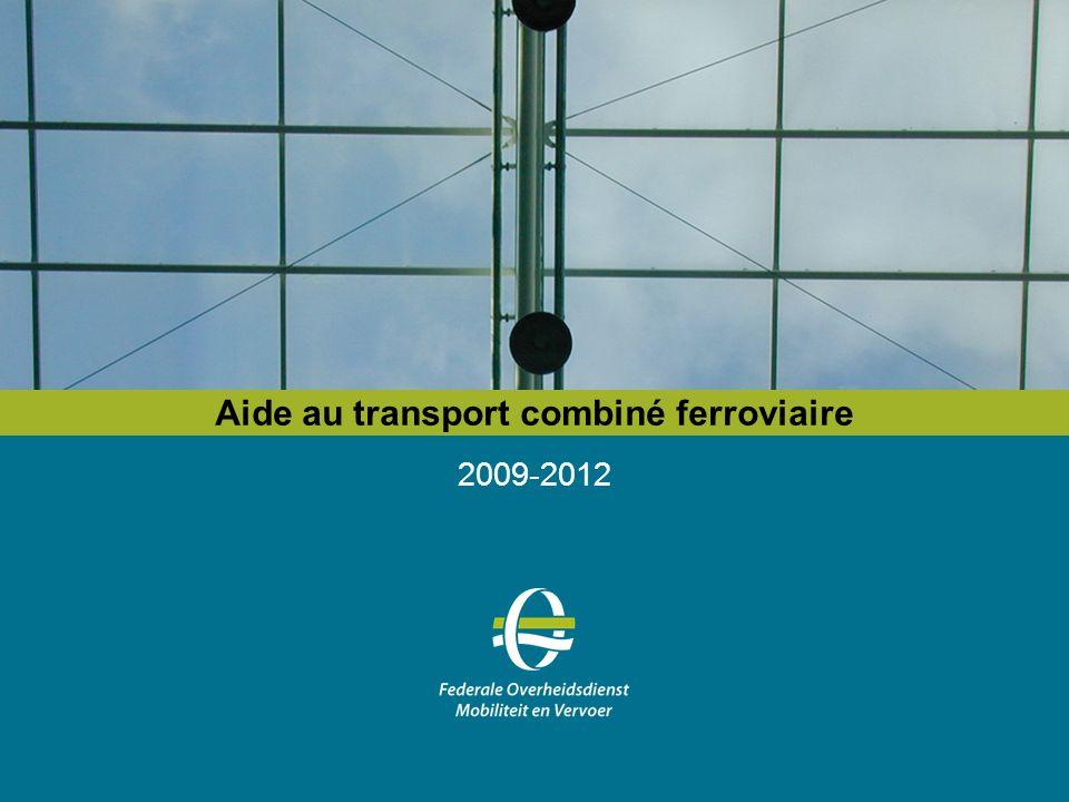 Aide au transport combiné ferroviaire