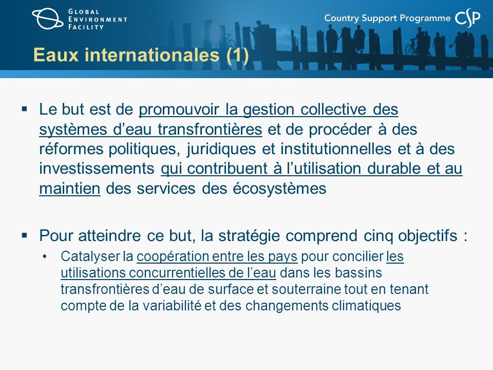 Eaux internationales (1)