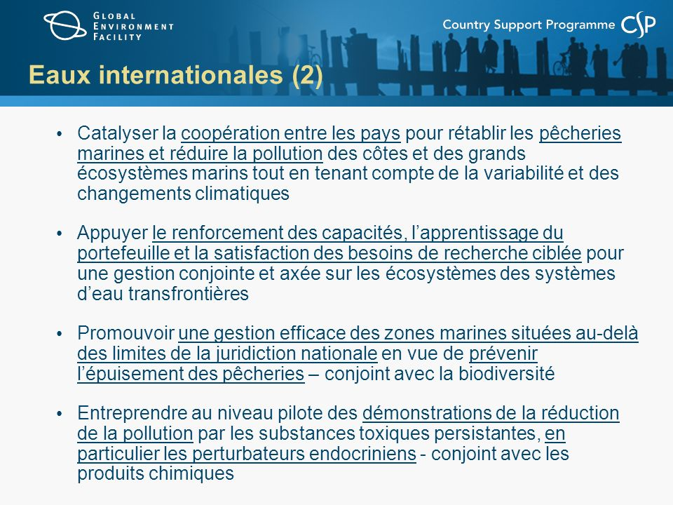 Eaux internationales (2)