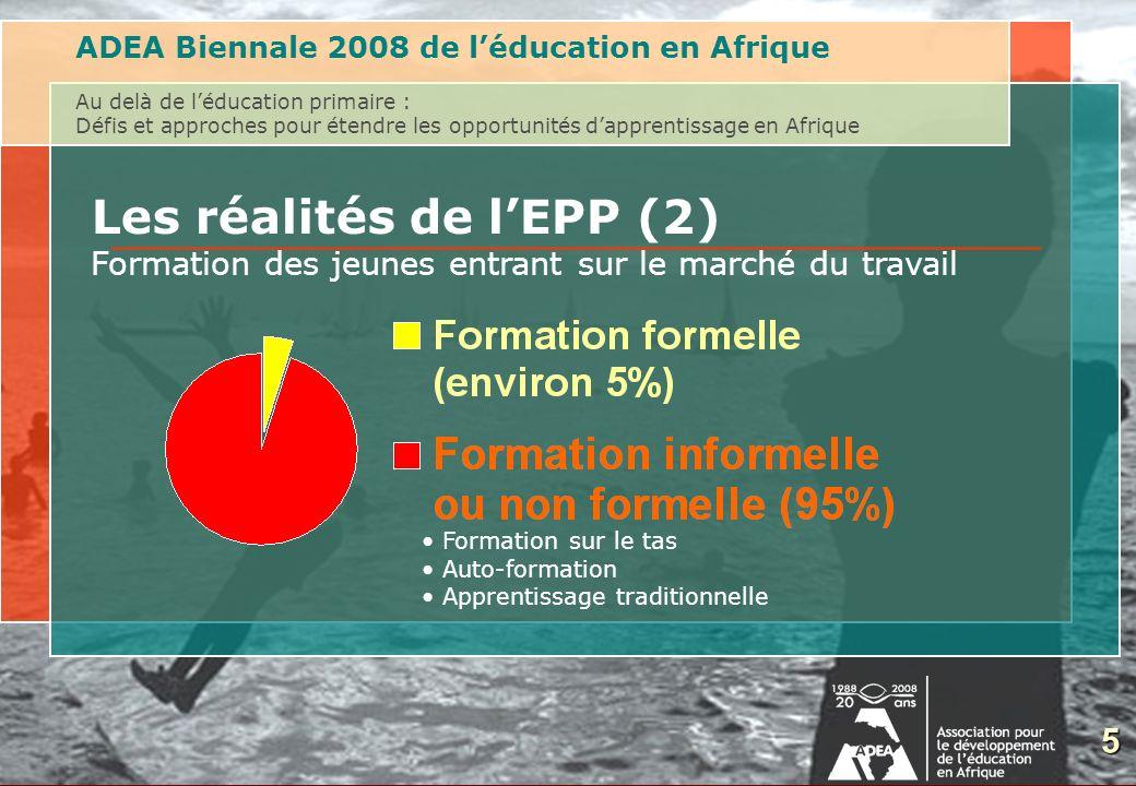 ADEA Biennale 2008 - Session 3 - Thème 2