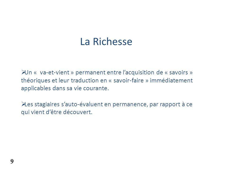 La Richesse