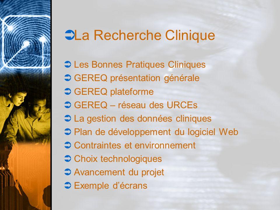 La Recherche Clinique Les Bonnes Pratiques Cliniques
