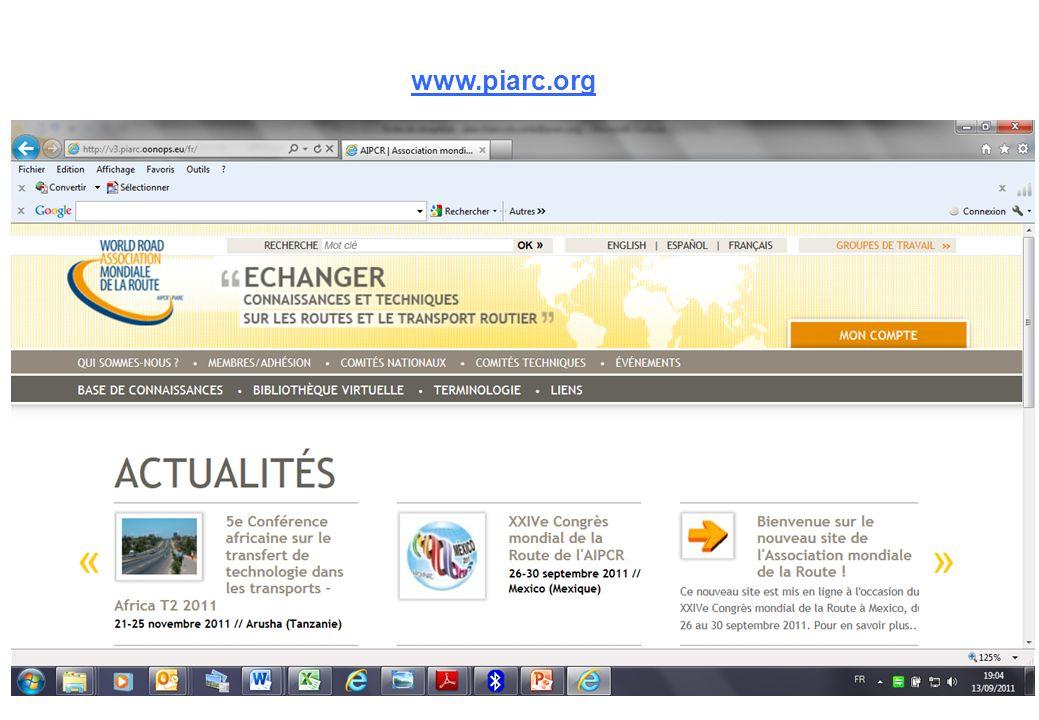 1 www.piarc.org