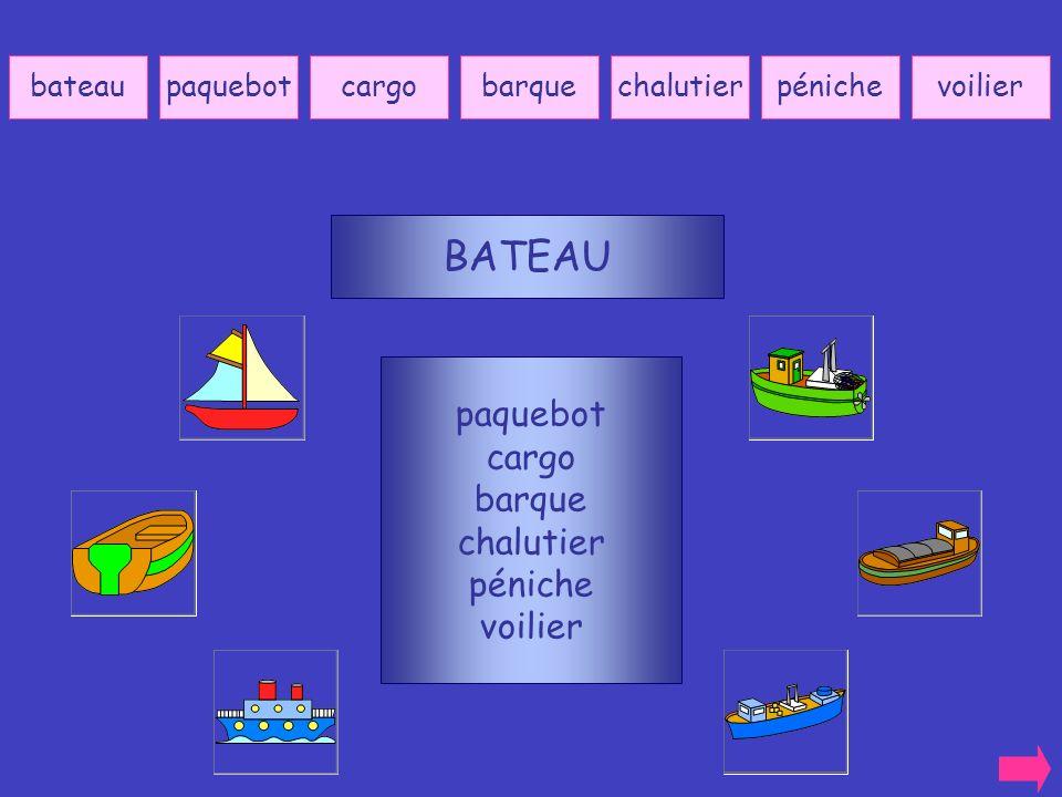 BATEAU paquebot cargo barque chalutier péniche voilier bateau paquebot