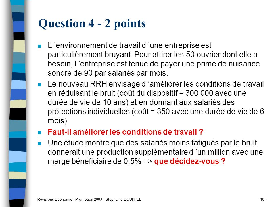 Question 4 - 2 points
