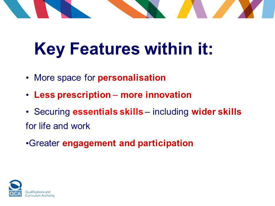 Key Features within it:
