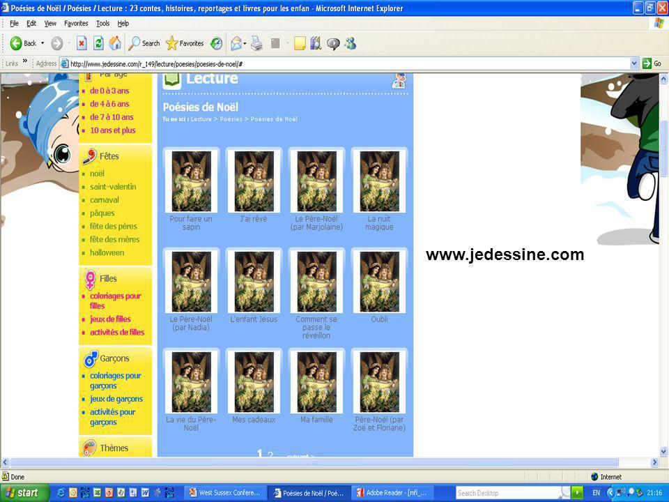 www.jedessine.com