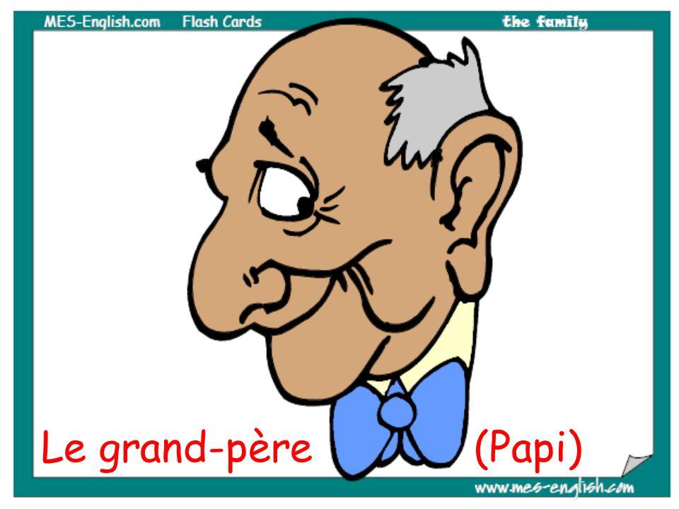 Le grand-père (Papi)