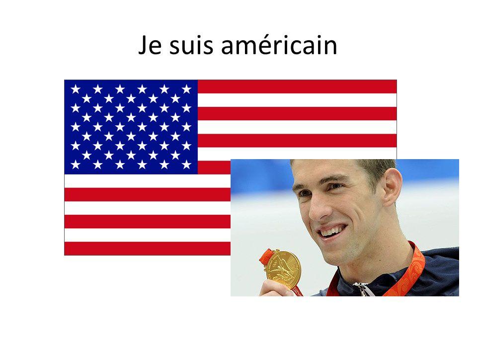 Je suis américain