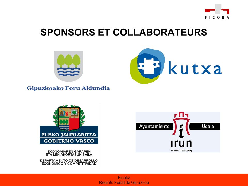 SPONSORS ET COLLABORATEURS