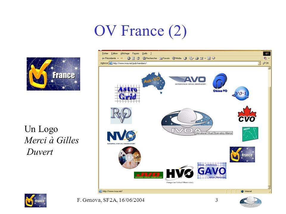 OV France (2) Un Logo Merci à Gilles Duvert