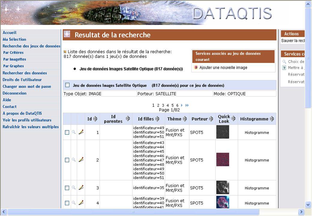 Présentation SITools – IAS, juin 2006