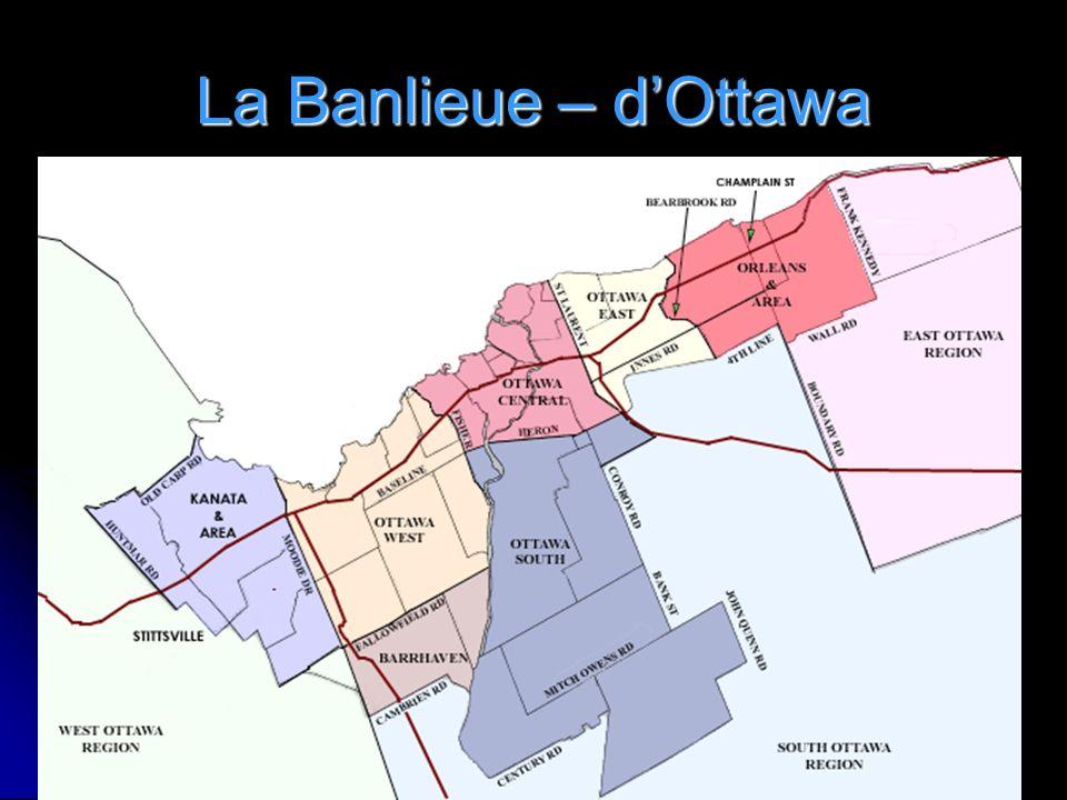 La Banlieue – d'Ottawa