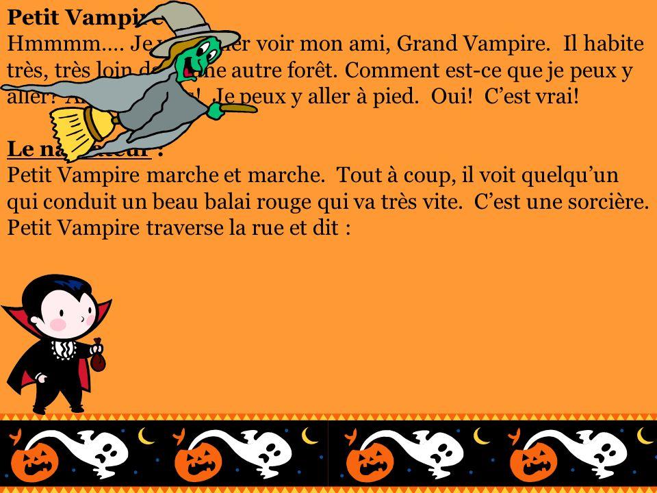 Petit Vampire :