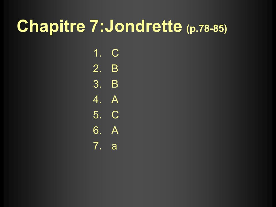 Chapitre 7:Jondrette (p.78-85)
