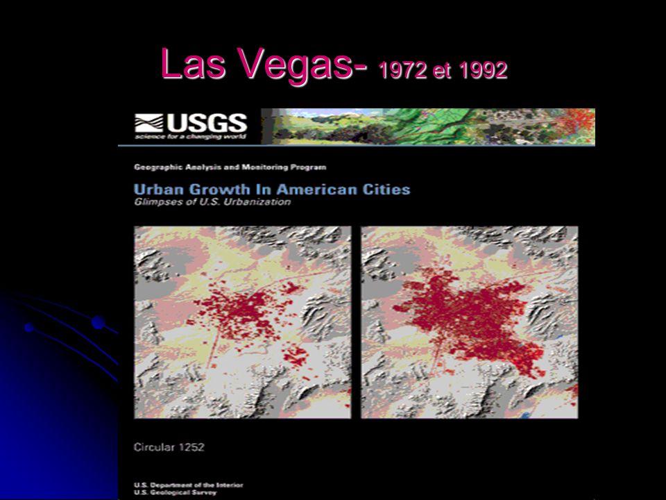 Las Vegas- 1972 et 1992