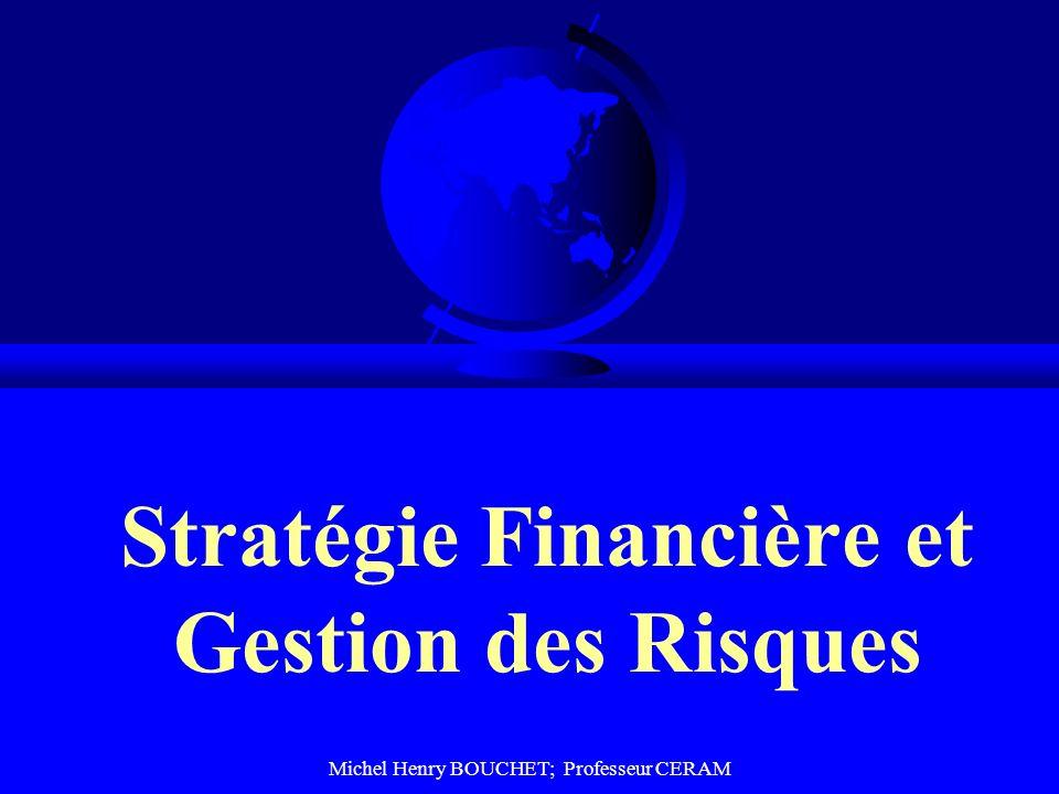 Stratégie Financière et Gestion des Risques