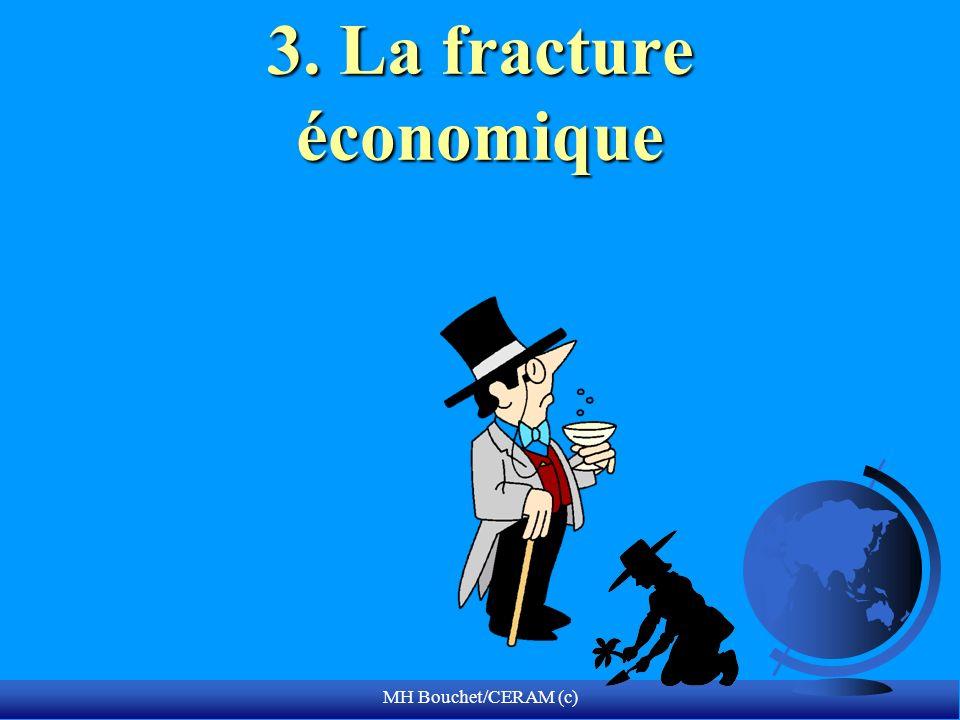 3. La fracture économique