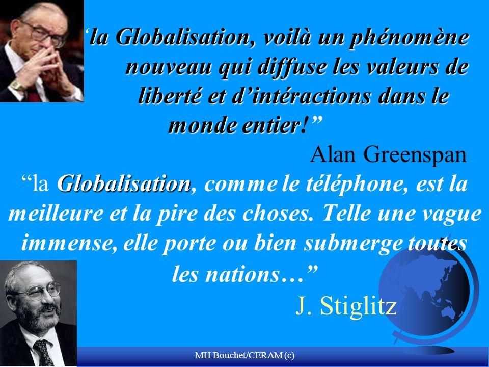 la Globalisation, voilà un phénomène