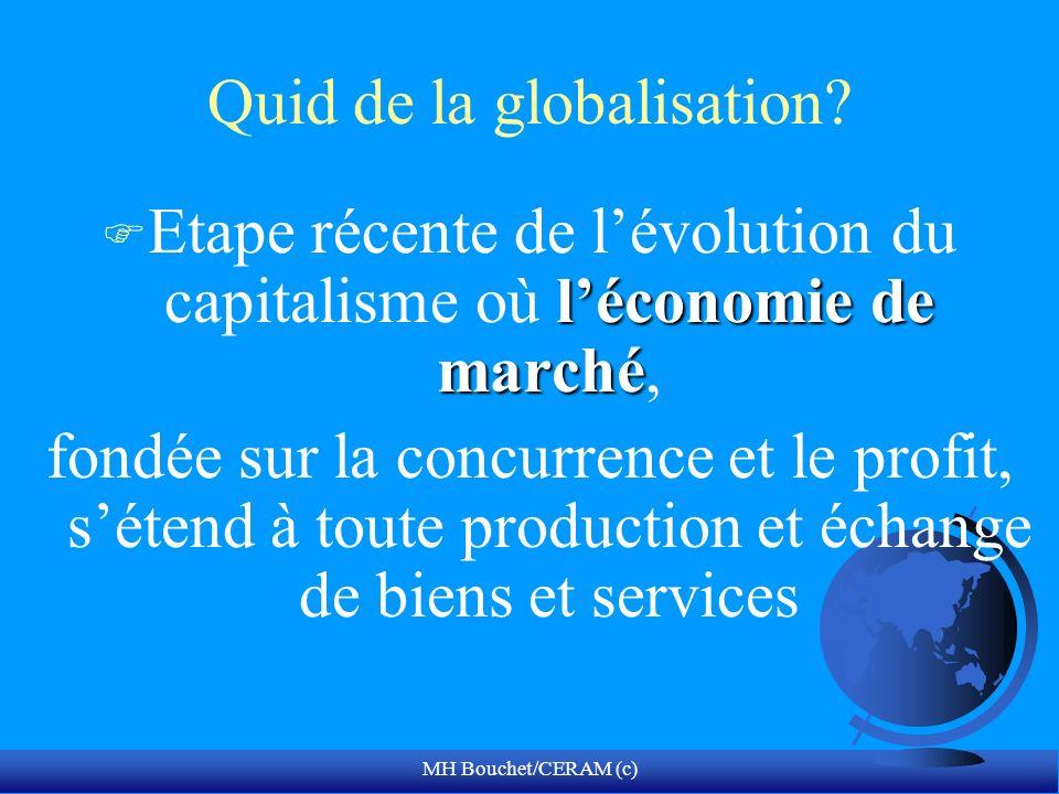 Quid de la globalisation