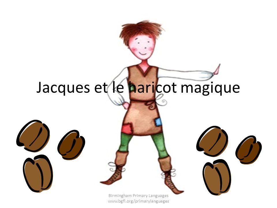Jacques et le haricot magique