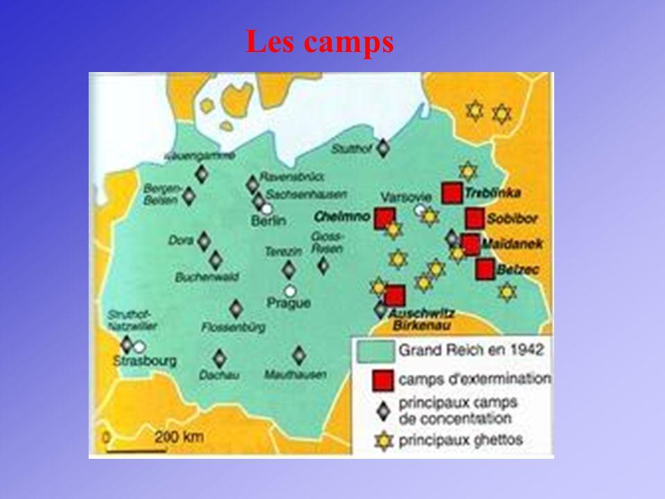 Les camps
