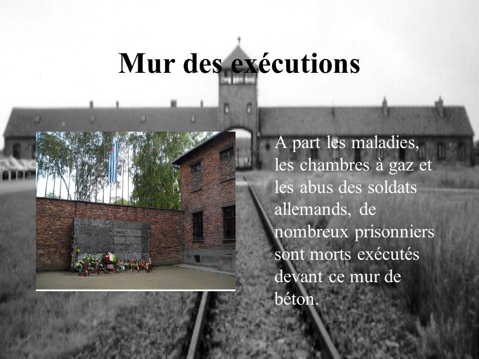 Mur des exécutions