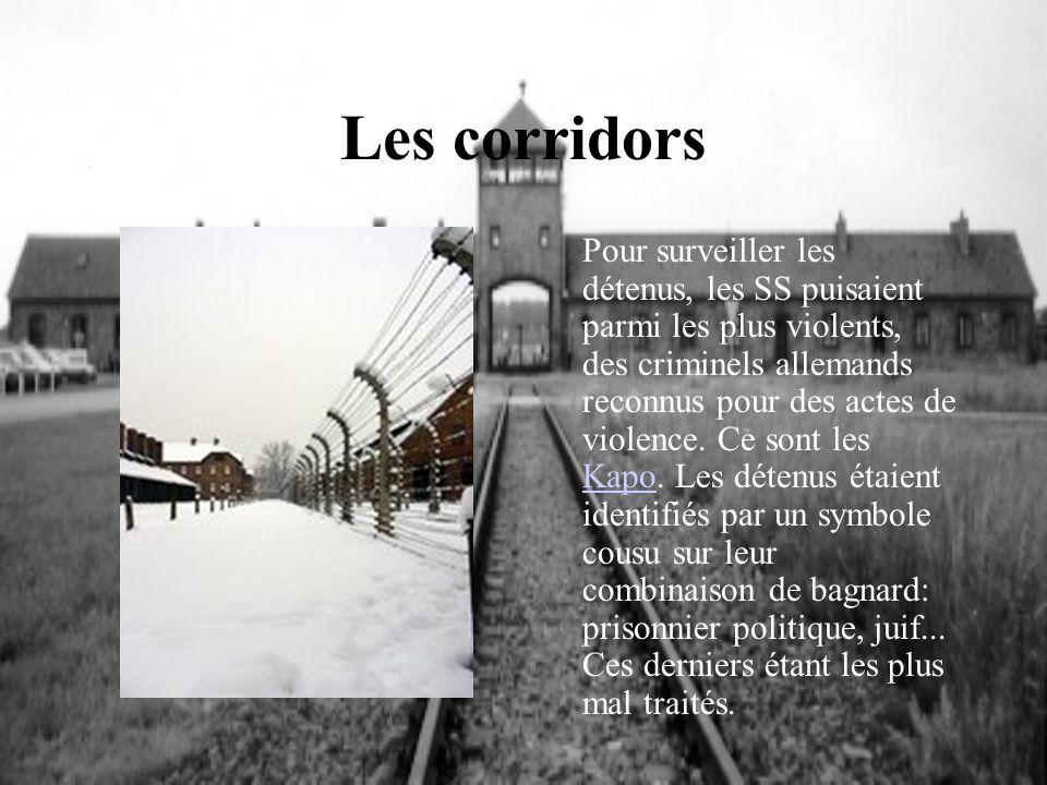 Les corridors