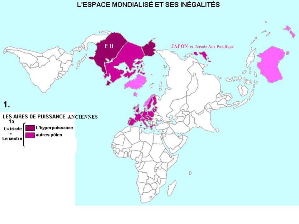 Carte Geographique Asie Pacifique.Japon Et Facade Asie Pacifique Ppt Video Online Telecharger