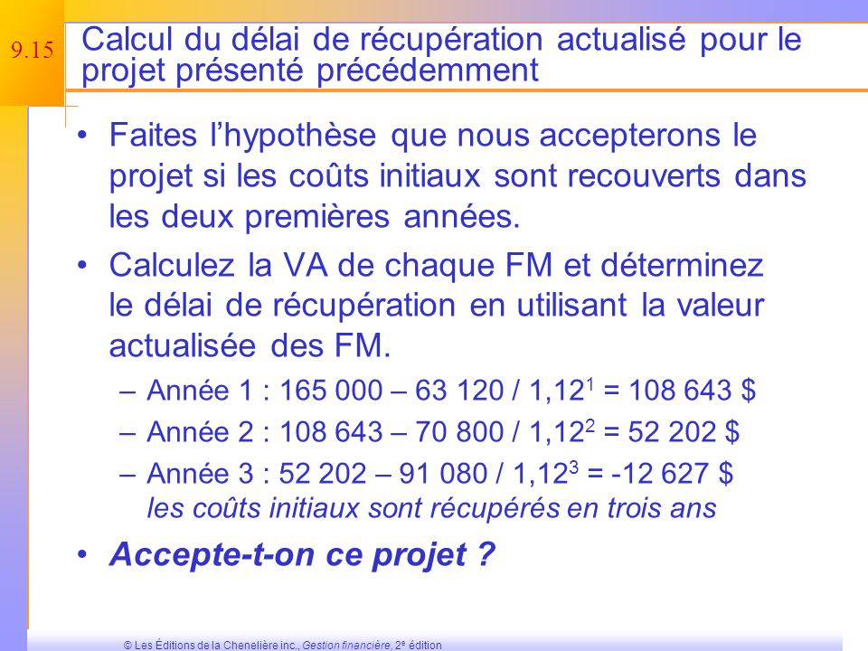 Accepte-t-on ce projet