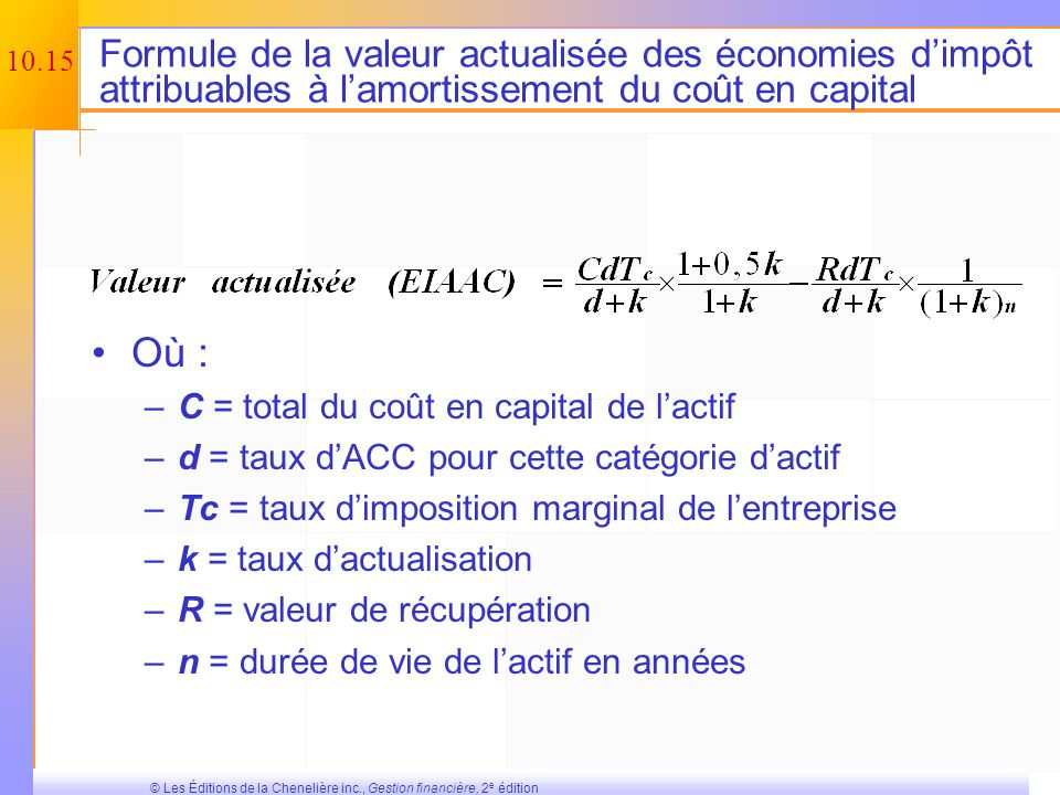 Concepts cl s et apprentissage ppt t l charger for Valeur de l are en m2