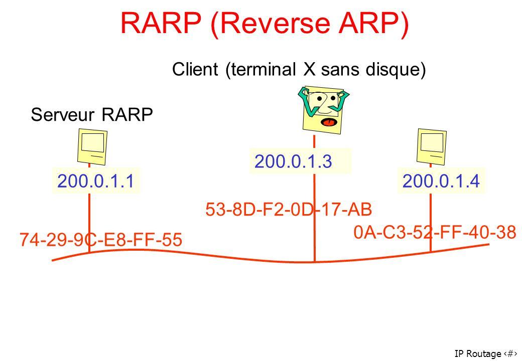 Client (terminal X sans disque)