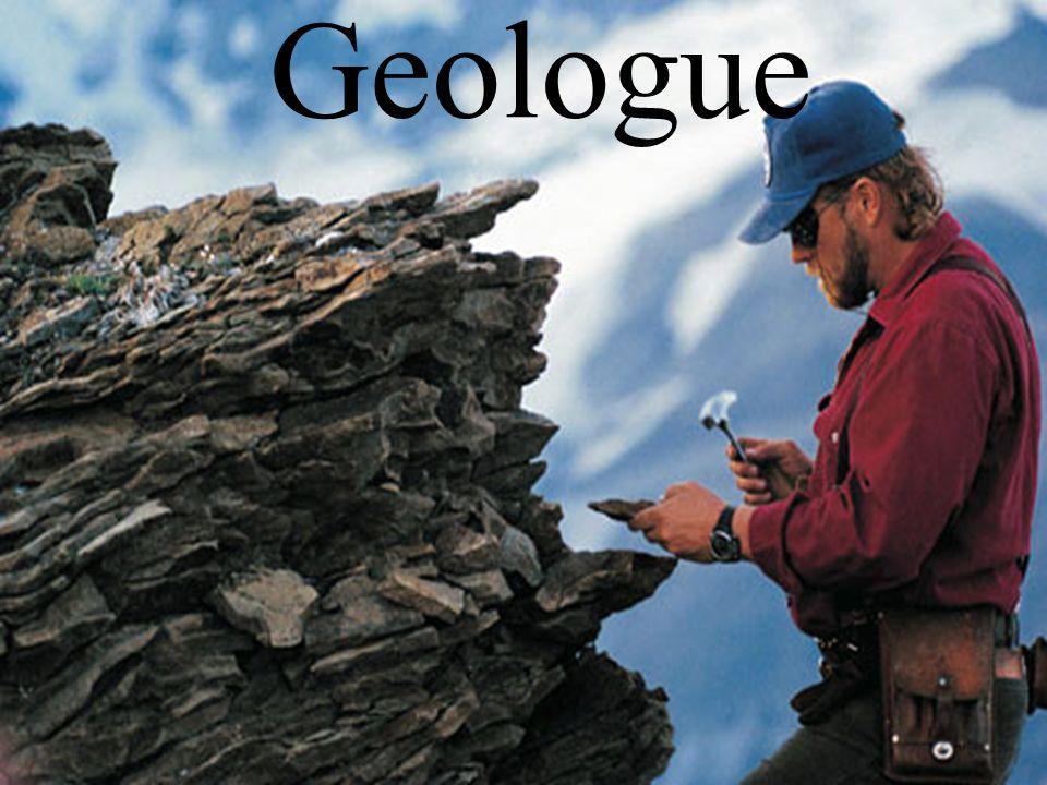 Geologue