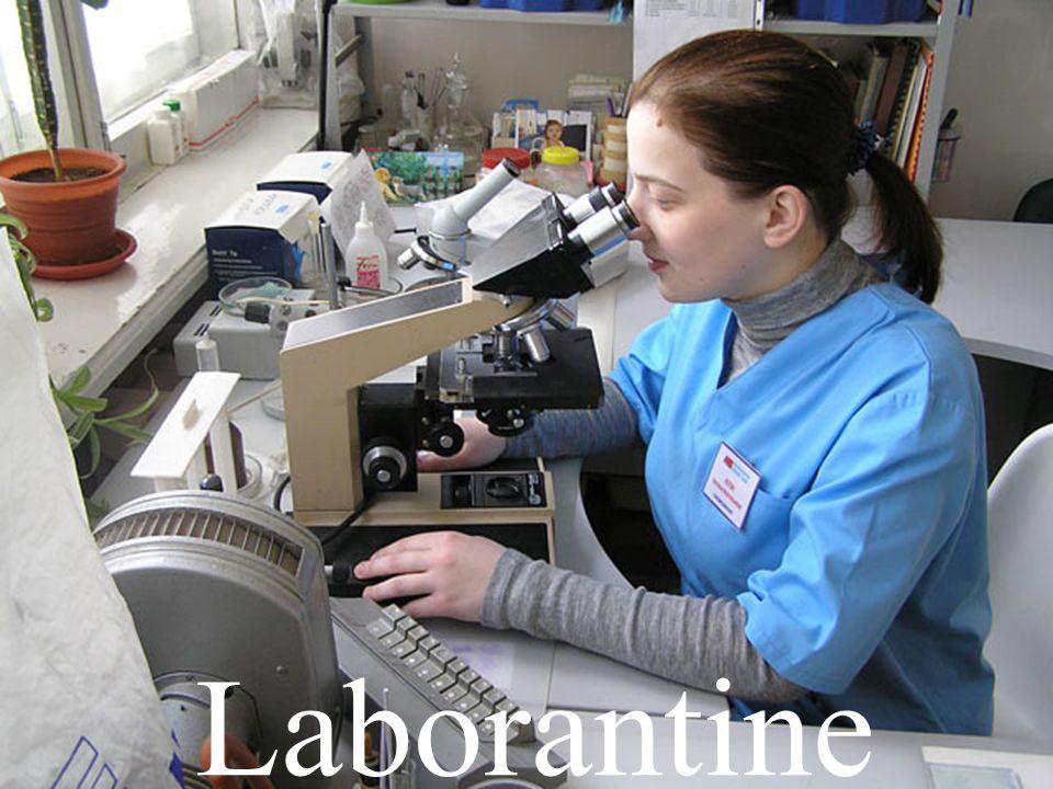 Laborantine