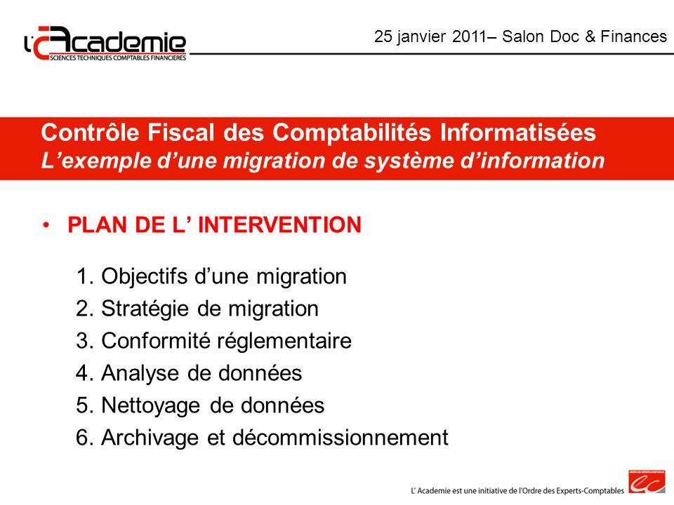 25 janvier 2011– Salon Doc & Finances